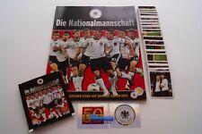 PANINI Euro 2012 - Komplettset Nationalmannschaft + Album + Tüte