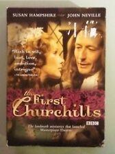 bbc  THE FIRST CHURCHILLS   DVD