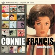 Connie Francis Extended Play 28 Track CD 2015