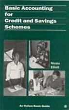 Basic Accounting for Credit and Savings Schemes Oxfam Basic Guides