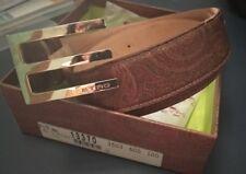 online store e2d16 0cd94 cintura etro in vendita | eBay