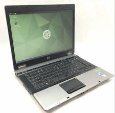 HP Compaq 6730b -Intel Core 2 Duo P8700 -4GB RAM -100GB HDD -Linux