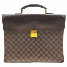 Louis Vuitton Brief Case N53315 Altona PM Browns Damier 1404749