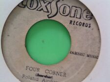 COXSONE FOUR CORNERS / LOVE OR BE LOVED