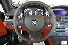 BMW NEW GENUINE 3 SERIES E90 PERFORMANCE ALCANTARA STEERING WHEEL TRIM 0430403