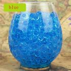 Pearl Shaped Crystal Soil Magic Jelly Balls Water Beads Mud Soft Watergun bullet