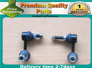 2 FRONT SWAY BAR LINKS FOR INFINITI M56 11-13