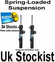 Bilstein B4 Front Shock Absorbers Dampers Std OE for Seat Leon Mk1 1.8 Turbo