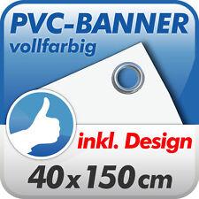 WERBEBANNER WERBEPLANE BANNER  PLANE  22€//m²  300x100cm