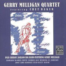NEW - Gerry Mulligan Quartet featuring Chet Baker by Mulligan Quartet