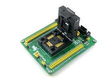 STM32 STM32F(F1 F2 F4) QFP100 LQFP100 Programmer Programming Adapter Test Socket