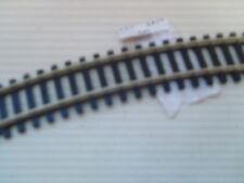 RIVAROSSI HORNBY  binario DOPPIA CURVA R1 45 ° R 605