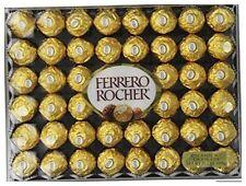 Ferrero Rocher Fine Whole Hazelnut MILK Chocolate 48 PCs Gift Box, Free Shipping
