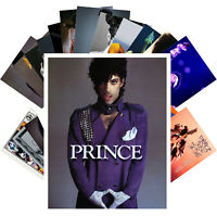 Postcards Pack [24 cards] Prince Pop Music Star Vintage Posters Covers CC1257
