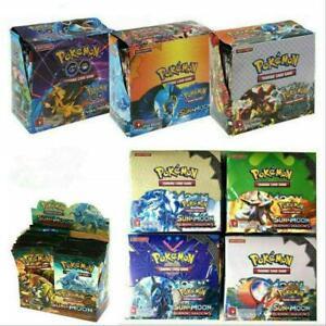 324Pcs Pokemon TCG Booster Box English Edition Break Point 36 Packs Cards NEW AU