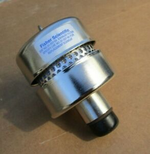 Exhaust Filter Fisher 01-257-5A Parts for Model M2C and M4C vacuum pumps