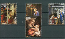 Liberian Sheets Postal Stamps