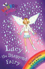 Lucy the diamond Fairy by Daisy Meadows Paperback Book #28