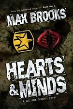 G. I. Joe: Hearts and Minds by Max Brooks HC (2010, Hardcover)