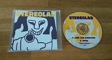 Stereolab John Cage Bubblegum UK CD Promo Single Duophonic STEREO2 Post Rock