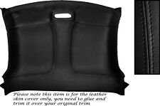 BLACK LEATHER FRONT ROOF LINING HEADLINING SKIN COVER FITS MAZDA RX7 FD3S 92-02
