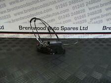 Hyundai Coupe 2006 NSF Passenger Side Front Door Lock