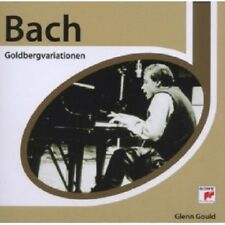 "GLENN GOULD ""GOLDBERG-VARIATIONEN"" CD NEW+"