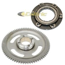 STARTER CLUTCH and IDLER GEAR FIT Kawasaki BAYOU 400 KLF400B 4X4 1993-1999
