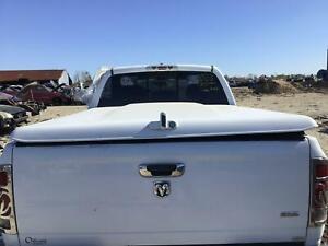Trunk/decklid/hatch/tailgate DODGE PICKUP 1500 02 03 04 05 06 07 08 09