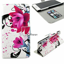 """Fold Leather Slots Card Pocket Cover Wallet Case For Apple iPhone 6 Plus 5.5"""""""