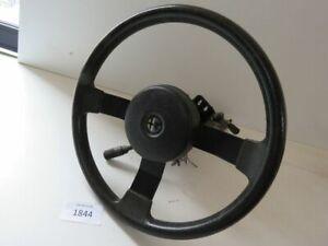Alfa Romeo 75 Steering Wheel With Steering Column And Stockschalter [1844]