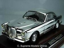 FACEL VEGA FV MODEL CAR 1/43RD SIZE 2 DR CLASSIC FRENCH TYPE PLATED Y0675J^*^