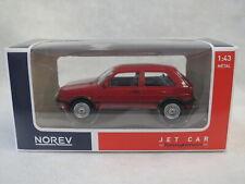 VW Volkswagen Golf GTI G60 1990 Jet Car 1:43 Norev