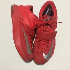 brand new f0dd9 f1e61 NIKE KD DURANT VII 7 USED SIZE 13 GLOBAL GAME ACTION RED SILVER GREY 653996-