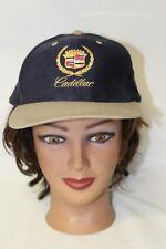 Cadillac Logo Emblem Symbol Baseball Trucker Cap Hat Adjustable