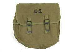 US ARMY WW2 M1936 MUSETTE BAG Field Pack Tasche Kampftasche Canvas (Stm)