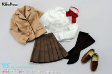 Volks DD Dollfie Dream Aoko Aozaki Misaki High School Uniform Set Japan