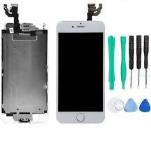White LCD Touch Screen Digitizer Assembly Replacement for iPhone 6 Plus + TOOLS