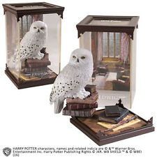 NOBLE COLLECTION HEDWIG MAGICAL CREATURES HARRY POTTER STATUE