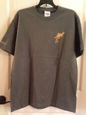 Unisex Adult Size Medium Dark Gray T-shirt C Port & Company Brand New