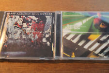 Barry Adamson [2 CD Alben] As Above So Below + Soul Murder