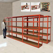 Wido 5 Tier Boltless Industrial Storage Racking - SHELF22