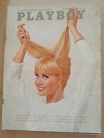 Playboy Magazine - October 1965 - Bunnies Of Miami - Catherine Deneuve NUDE!