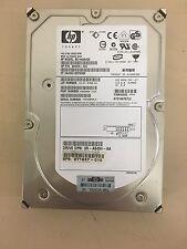 "Hard Disk 3,5"" SCSI HP Ultra320 146GB 147GB 10.000rpm BD1468A4C5 ST3146707LC 01"