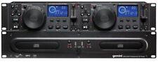 Gemini CDX2250I Rackmount Dual Cd Player With Usb