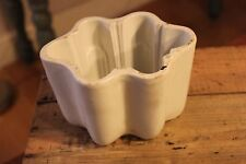 Vintage Large & Heavy Traditional Stoneware Jelly Mould – Kitchenalia – Great! –