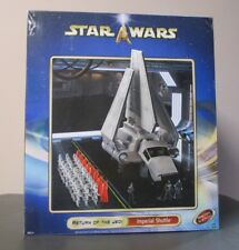Imperial Shuttle 2002 STAR WARS Saga Collection FAO Schwarz Exclusive MIB