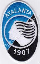 [Patch] ATALANTA CALCIO club football serie replica cm 5,5x9 toppa ricamo -1000