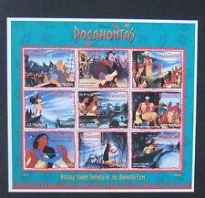 Disney Guyanese Stamps