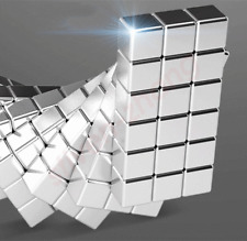 10mm 12mm 15mm 20mm 25mm 30mm N50 Cube Block Magnets Rare Earth Neodymium Square